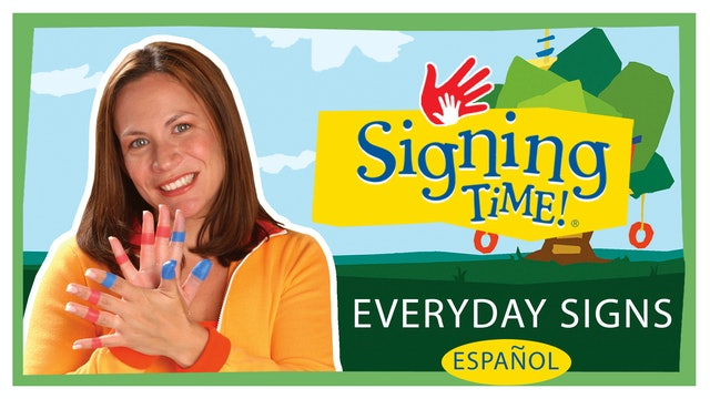 Everyday Signs (Spanish)
