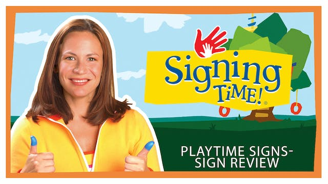 Signing Time Series One Episode 2 Sig...