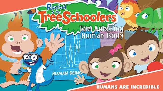 Rachel & the TreeSchoolers - Humans A...