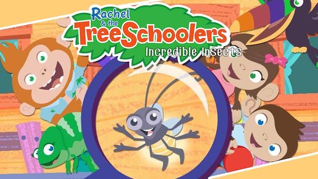 Rachel & the TreeSchoolers Metamorphosis
