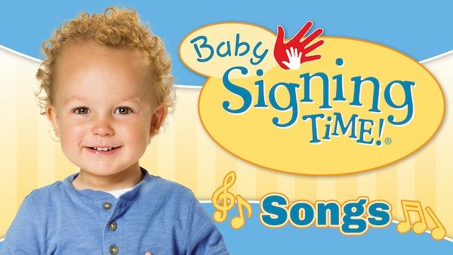 Baby Signing Time A New Day Songs