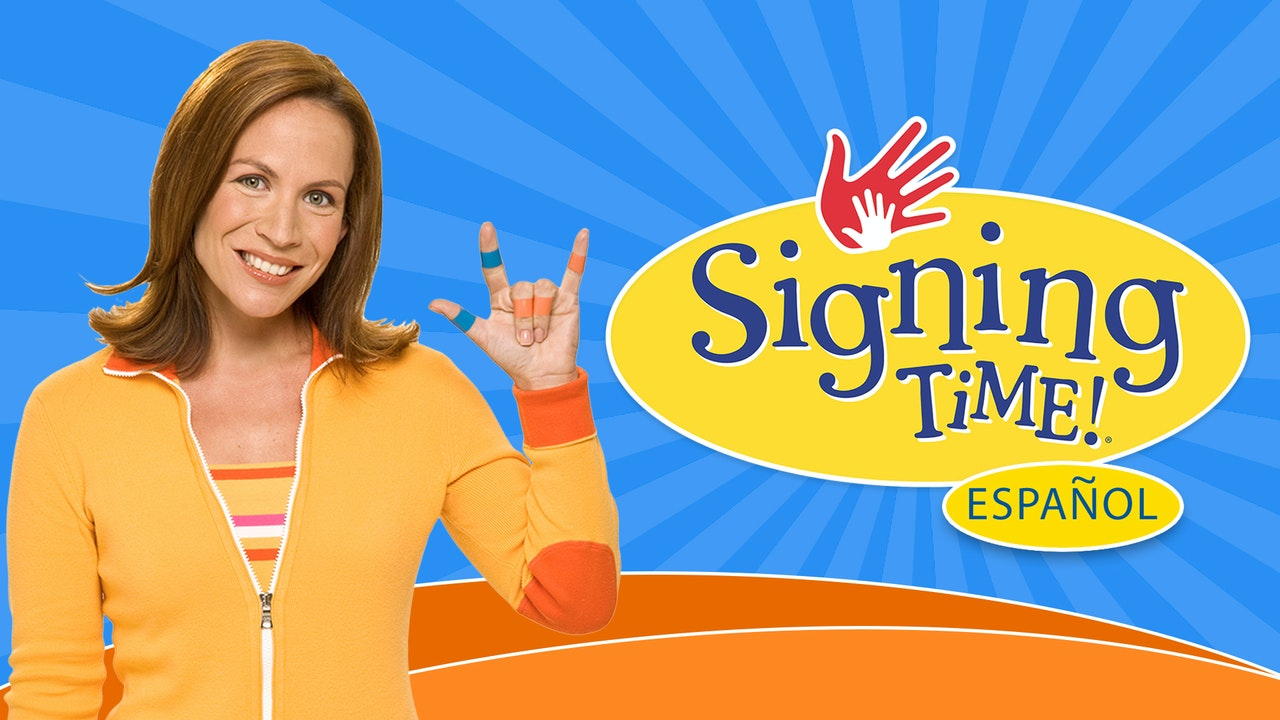 Signing Time Series One Spanish