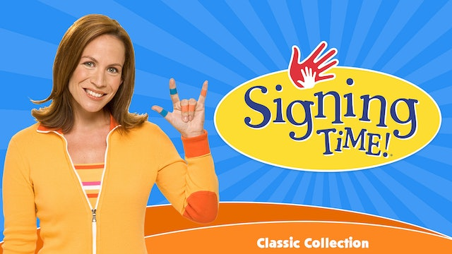 Signing Time Classic Collection