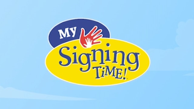 My Signing Time Subscription