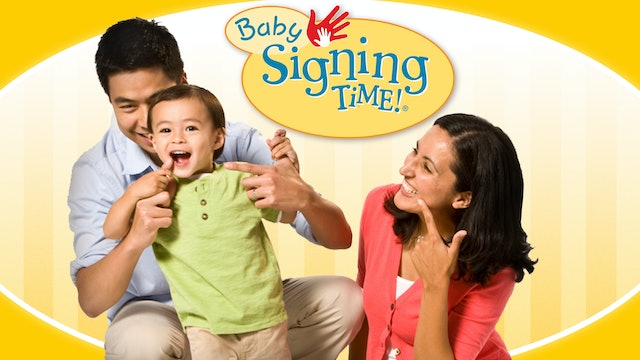 Baby Signing Time Parent Guide Video