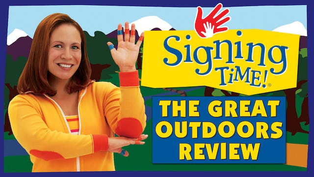 The Great Outdoors | Sign Review