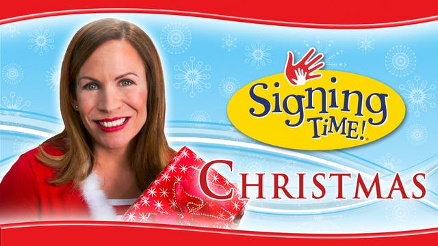 Signing Time Christmas with Nativity Story + Sign Review