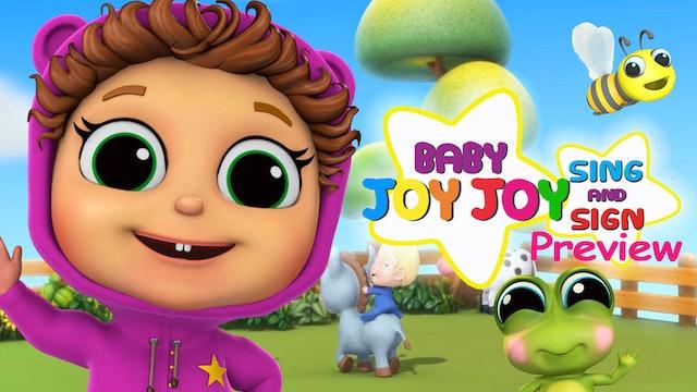 Baby Joy Joy Sing & Sign Preview