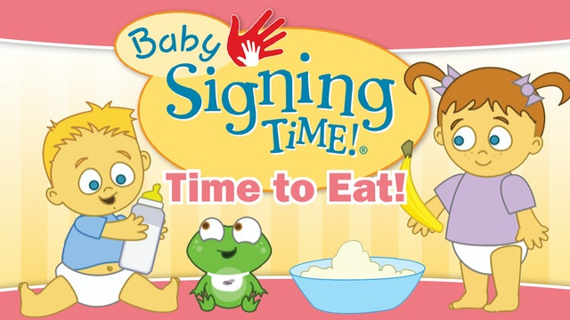 It's Time to Eat! eBook