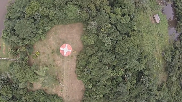 20. Hovering Above Sacred Site