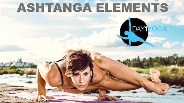 ASHTANGA ELEMENTS with Day