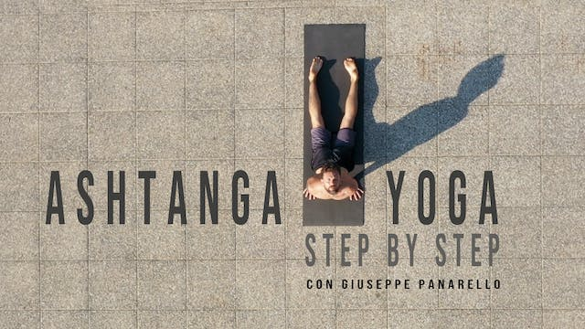 Ashtanga Yoga Step by Step