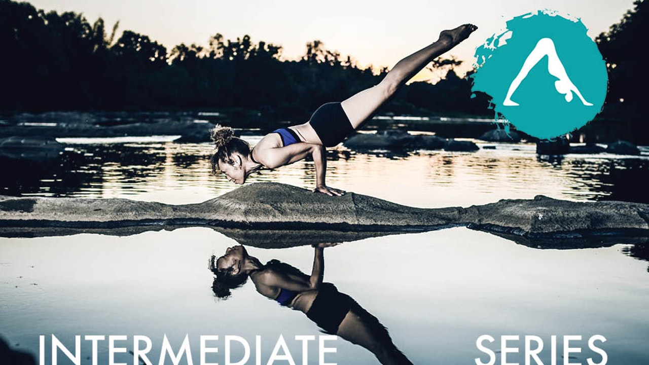 Intermediate Series | Ashtanga Yoga with Laruga