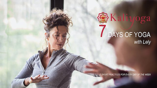 KALIYOGA | 7 days of yoga