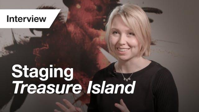 Treasure Island: Interview
