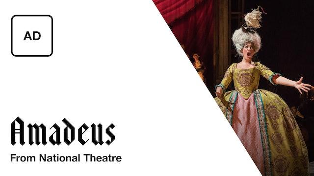 Amadeus: Full Play - Audio Description