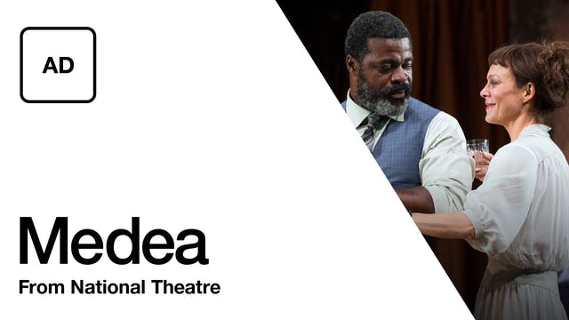 Audio Description: Medea - Full Play