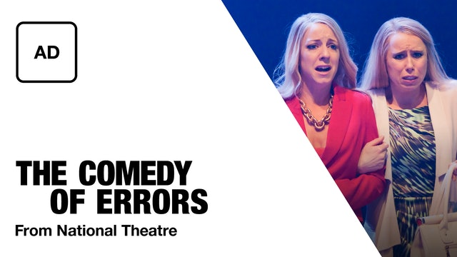 Audio Description: The Comedy of Errors - Full Play