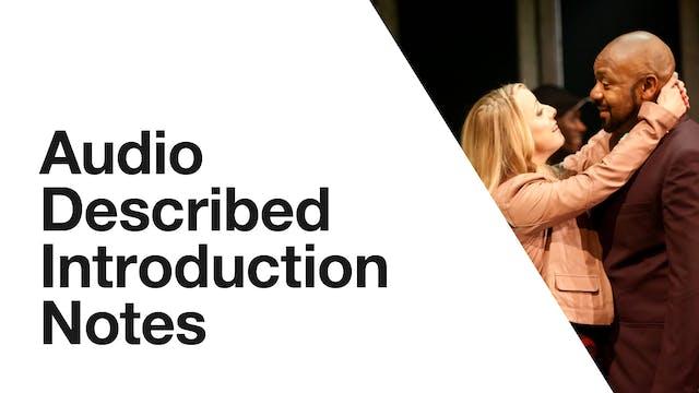 Audio Description: The Comedy of Erro...