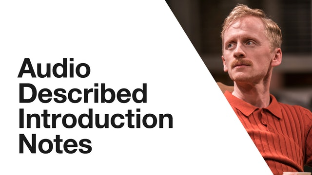 Audio Description: All My Sons - Introduction Notes