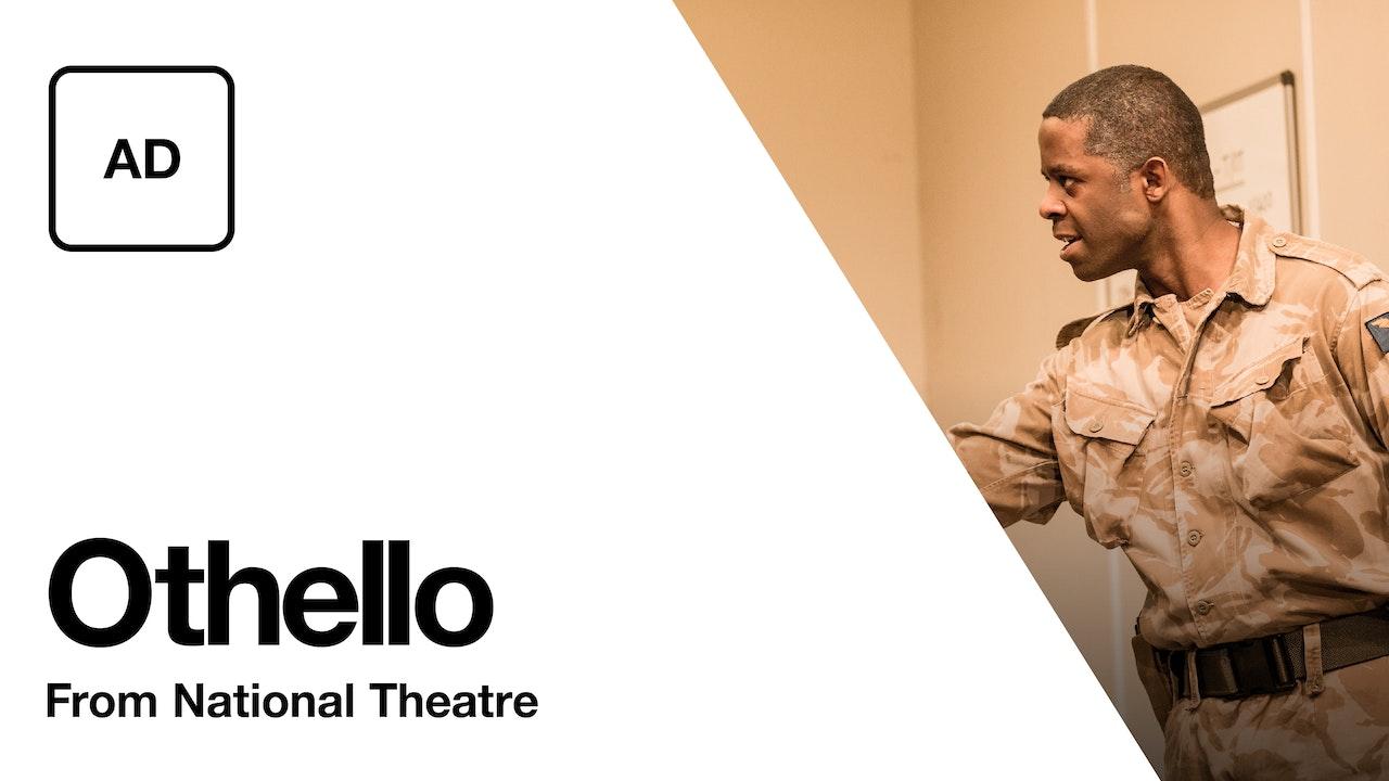 Othello: Audio Description