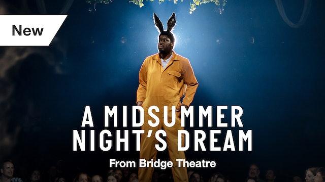 A Midsummer Night's Dream: Full Play