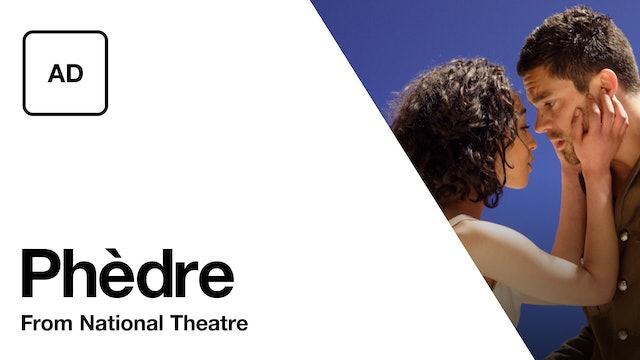 Phèdre: Audio Description