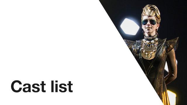 Everyman: Cast List