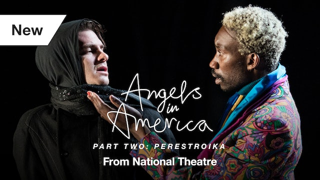 Angels in America Part Two: Perestroika - Full Play