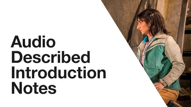 Top Girls: Audio Description Introduction Notes