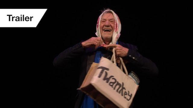 Ian McKellen on Stage: Trailer