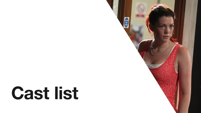 Home: Cast List