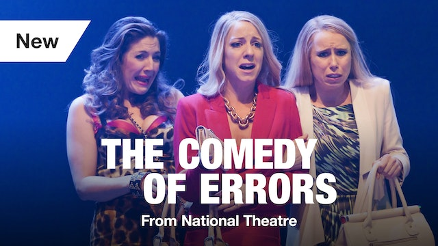 The Comedy of Errors: Full Play