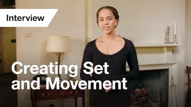 Hansard: Interview (Set Design & Movement)