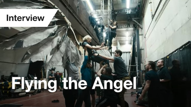 Angels in America: Interview (Flying Angel)