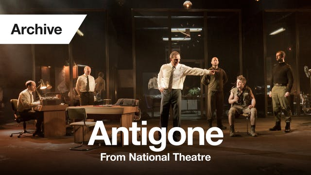 Antigone: Full Play