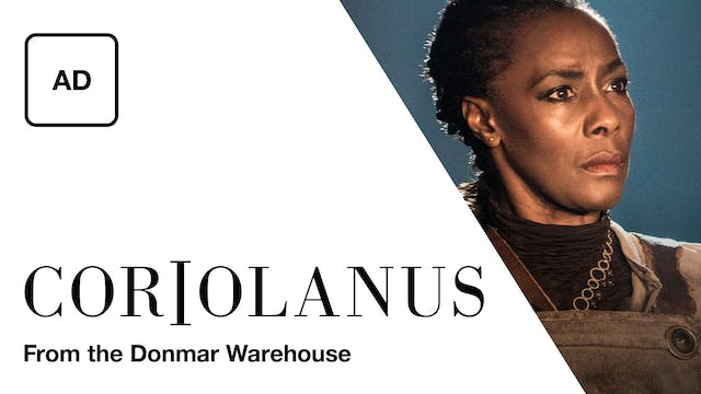 Coriolanus: Full Play - Audio Description
