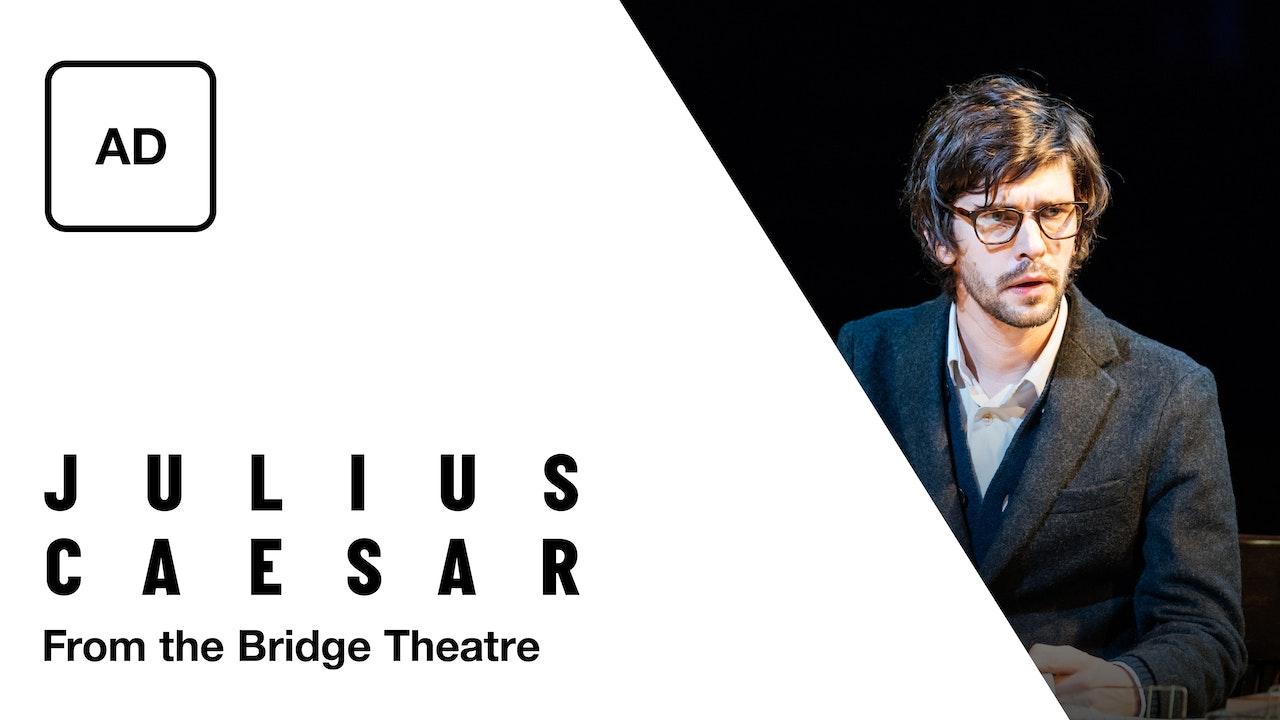 Julius Caesar: Audio Description