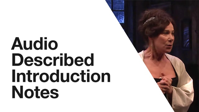 The Cherry Orchard: Audio Described Introduction Notes