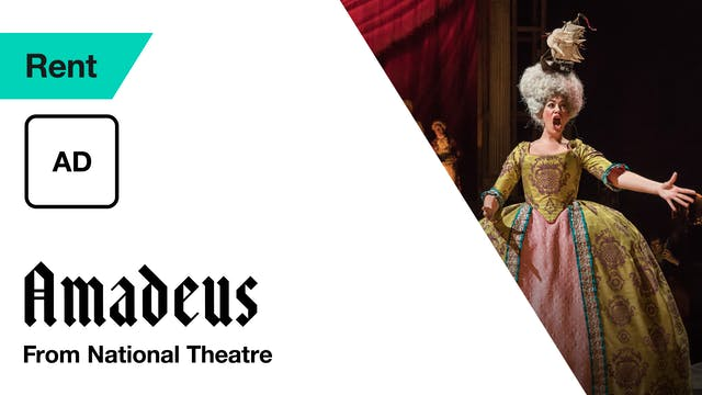 Amadeus: Audio Description