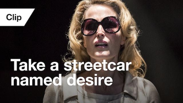 Audio Description: A Streetcar Named Desire - Clip
