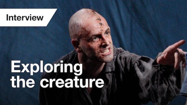 Frankenstein: Interview (Creature)