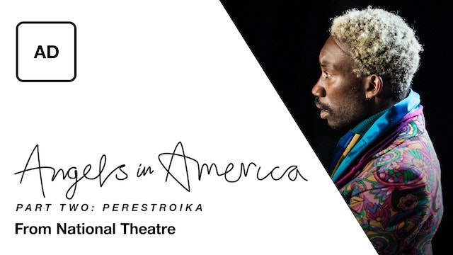 Angels in America Part Two: Perestroika - Audio Description