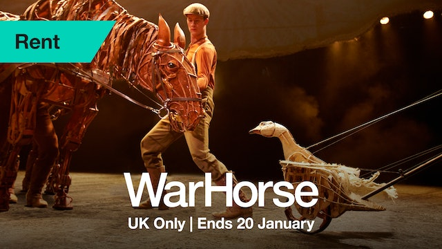 War Horse | Ends 20 January
