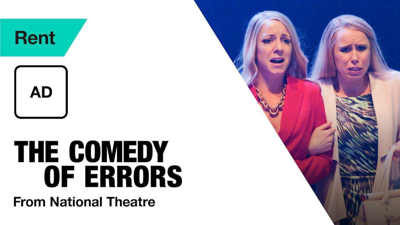 The Comedy of Errors: Audio Description