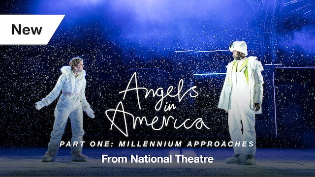 Angels in America Part One: Millennium Approaches - Full Play