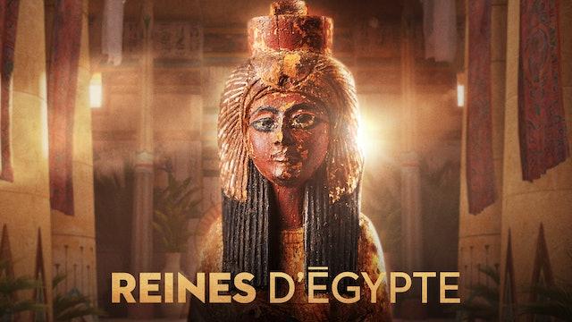 Reines d'Égypte - Artefacts marquants