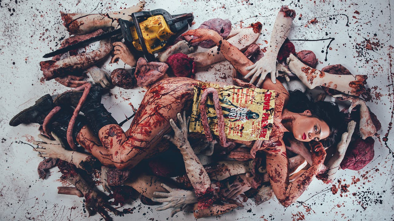 The Naked Zombie Girl Bundle