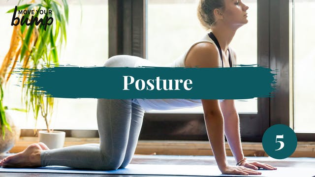 Posture (Strength) 5