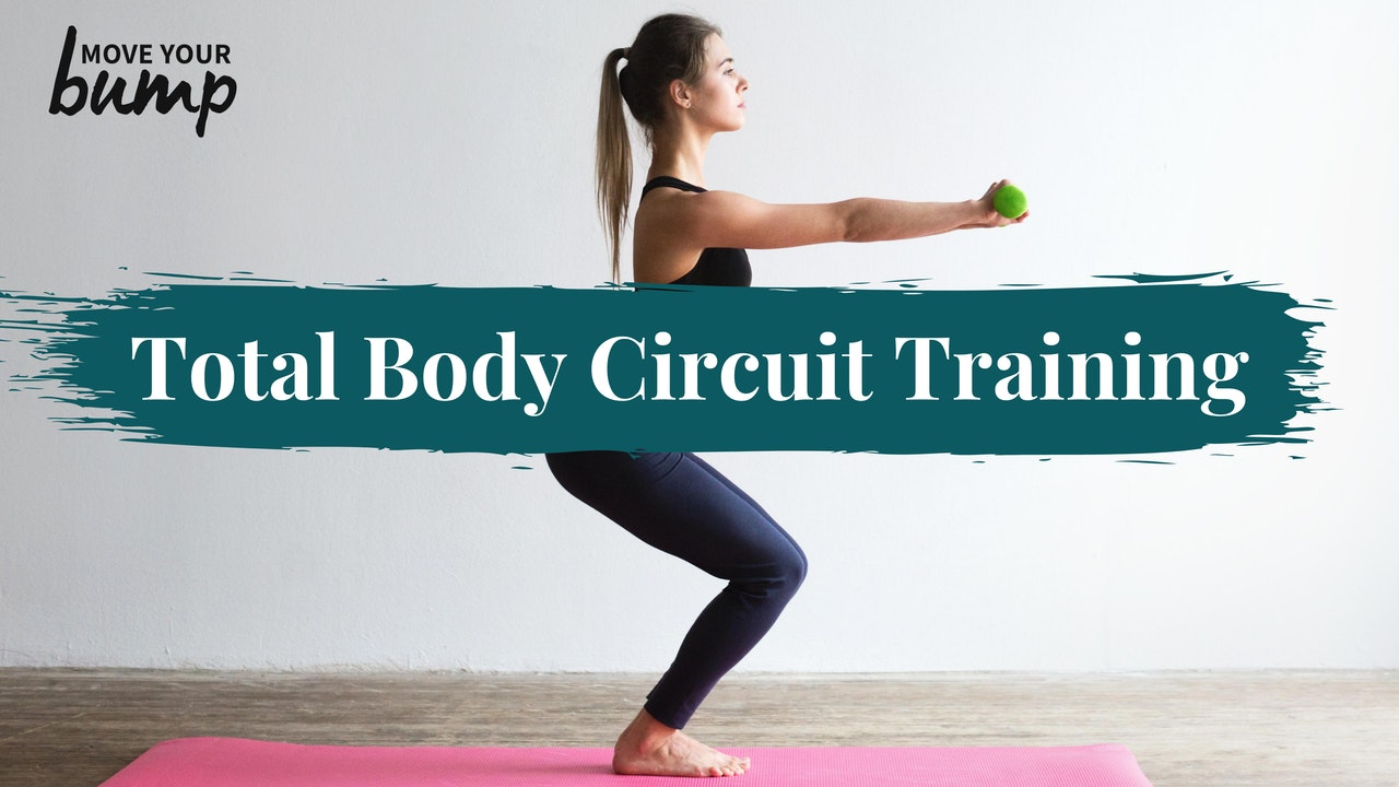 Total Body Focus Circuit Workouts
